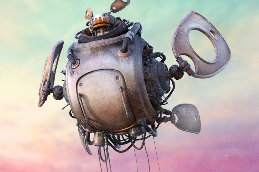 Haru's Buggy
