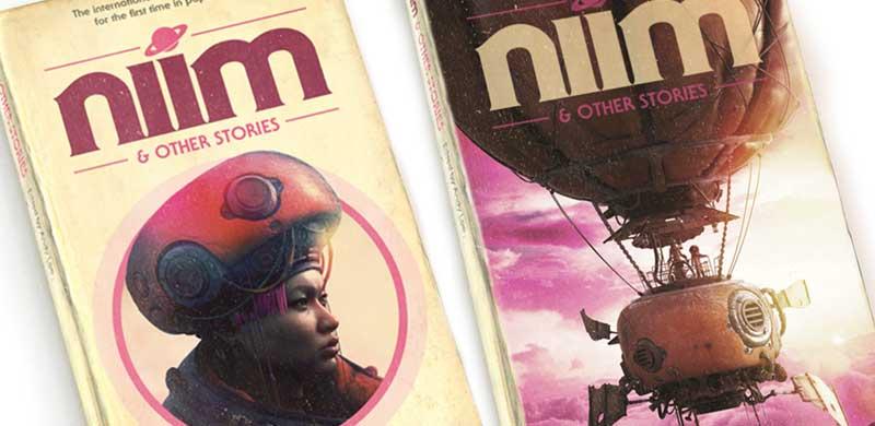 Niim – vintage scifi books